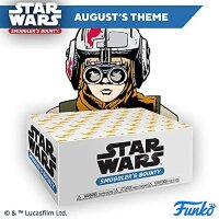 Funko Star Wars Smuggler's Bounty Subscription Box August L size