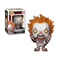Funko Pop Movies: IT - Pennywise with Spider Legs