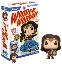 POP! Cereal: Funko-O's - Wonder Woman