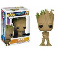 Funko POP! Bobble: Marvel: Guardians O/T Galaxy 2: Teenage Groot (Exc)