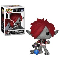 Фигурка Funko POP! Vinyl: Games: Disney: Kingdom Hearts 3: Sora (Monster's Inc.)