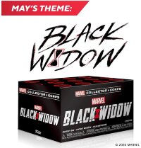 Funko Marvel Collector Corps Box Black Widow(XL)