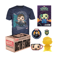 Marvel Collector Corps: Doctor Strange Box