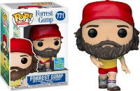 Forrest Gump - Forrest Gump with Beard Pop! Vinyl Figure (2019 Summer Convention Exclusive)