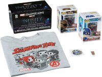 Funko Marvel Collector Corps Subscription Box, Marvel Endscene Theme, November 2020(M/L)