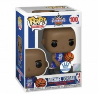 Funko POP! #100 Michael Jordan 1993 Utah All-Star Uniform Funko Shop Exclusive