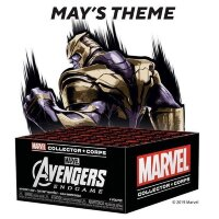 Funko Marvel Collector Corps Box Avengers Endgame