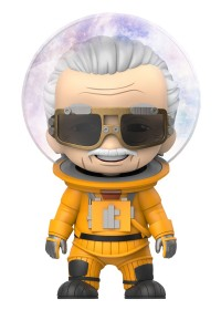 "Guardians of the Galaxy Vol. 2 - Stan Lee Cosbaby 3.75"" Hot Toys Bobble-Head Figure"