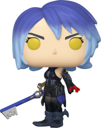 Kingdom Hearts III - Dark Aqua with Keyblade Pop! Vinyl Figure