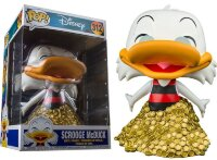 "Ducktales - Scrooge McDuck 10"" US Exclusive Pop!"