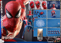 Spider-Man (Advanced Suit) Sixth Scale Collectible Figure Hot Toys