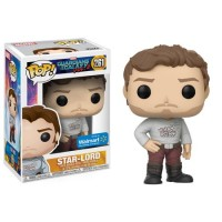 Funko POP! Movies: Star-Lord with Gear Shift Shirt