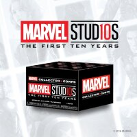 Funko Marvel Collector Corps Box - The Marvel Studios 10