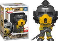 Excavator Armor Funko Pop! Vinyl Figure (2019 E3 Convention Exclusive)