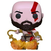POP! Vinyl: Games: God Of War: Kratos W/Blades (GW) (Exc)