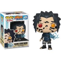 Naruto: Shippuden - Sasuke with Cursed Mark Pop! Vinyl Figure