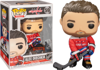 Funko NHL Hockey - Alex Ovechkin Washington Capitals Alternate Jersey Pop! Vinyl Figure