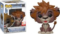 Kingdom Hearts - Sora (Lion Form) Pop! Vinyl Figure (2019 E3 Convention Exclusive)