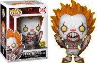 It - Pennywise with Spider Legs Glow in the Dark Pop! Vinyl Figure