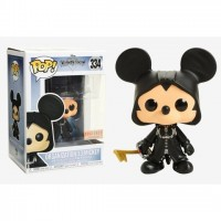Funko Pop! Disney Kingdom Hearts Organization 13 Mickey Mouse Vinyl Figure - BoxLunch Exclusive