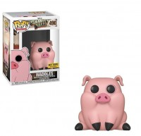 Waddles Vinyl Figure Hot Topic Exclusive Box Damage