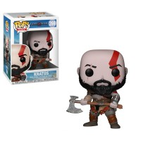 Funko POP! Vinyl: Games: God of War: Kratos