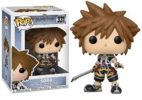 Funko POP! Vinyl: Games: Kingdom Hearts: Sora