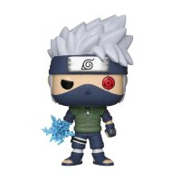 Funko Pop Animation Kakashi with Lightning Blade