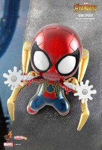 Cosbaby Iron Spider (Dual Web Shooting Version) Cosbaby