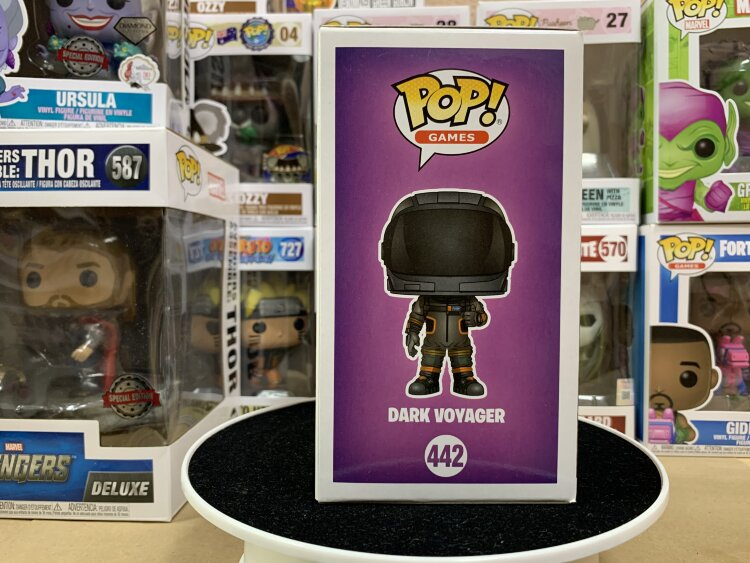 Купить Fortnite - Dark Voyager Glow in the Dark Pop! Vinyl Figure (2019 Fall Convention Exclusive)