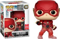 Justice League (2017) - The Flash Running Translucent Pop! Vinyl Figure (2018 Summer Convention